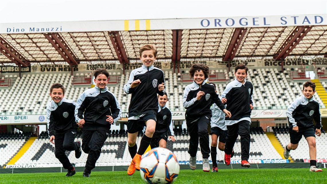 Cesena Calcio Calendario.Il 10 Giugno Parte Il Cesena Football Camp